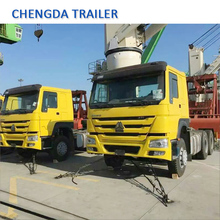 Sinotruk HOWO 6x4 10 wheel tractor truck low price sale