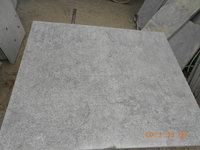 Chinese blue limestone flamed tile