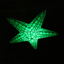 led lighting Inflatable sea star with Color Change