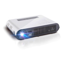 New HD PRL5W 1500LM Cortex A9 Dual-Core Smart 3D Bioscope 1920 x 1080 Supports 4K DLP Projector