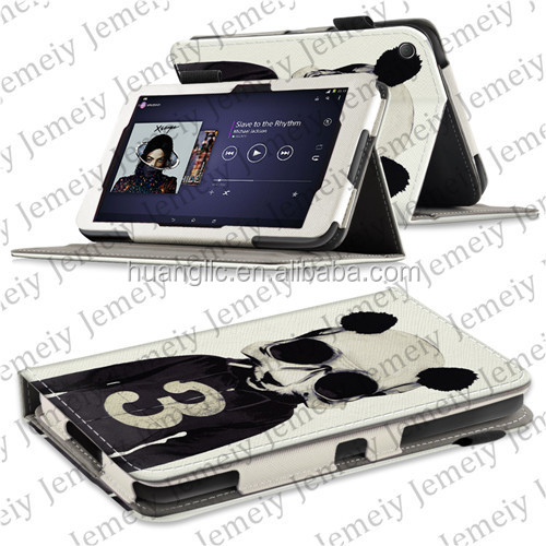 "Stylish Folio Media Stand Case Butterfly/Tiger/Fllowers Printing PU Leather Cover Bag for sony xperia tablet z2 <strong>10</strong>.1"" Android PC"