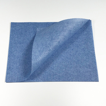 Silicone free Tack Cloth/Rag to remove dust without residue for Automotive Paint Shop cleaning