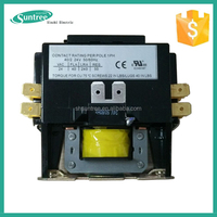 Electrical Magnetic 1Pole 2pole 3pole Air Conditioner Contactor 25A 30A 40A 24V 120V 240V Types of Contactor CE UL
