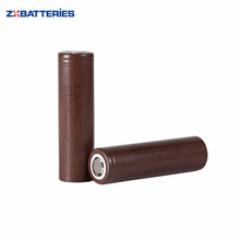 Authentic 3.7v New Chocolate LGHG2 20A 3000mah 18650 Battery lg hg2