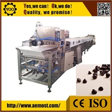 F0165 EU standard commercial dipping chocolate machinery