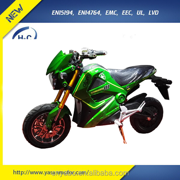 Newest 72V 3000W racing motorcycle electric 80km/h max.speed for adults