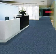 Removable Polyamide Modular Office Use Carpet Tiles 50x50 Commercial Heavy Duty Floor Tile