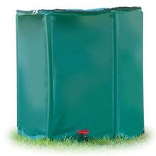 PVC collapsible rain water collected barrel tank to South Africa
