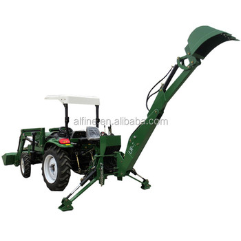 Factory supply easy operation backhoe attachments for tractors