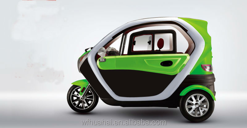 China Manufacturer Passenger Tricycle/Cheap Electric Cars/3 Wheel Taxi For Sale