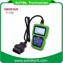 100% Original OBDSTAR F108 PSA Pin Code Reader and Car Key Programming Tool One Year Free Update VIA TF Card