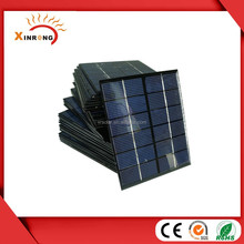 136X110MM 2W 230mA 9v Mini Solar Cell China