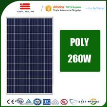 bulk quantity in stock 260w solar panel to pakistan lahore