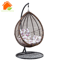 rattan hanging chair egg chair cover