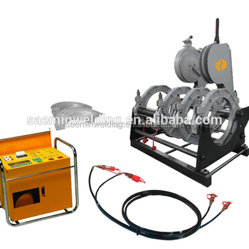 SKC-B315A field automatic butt fusion machine for hot jointing hdpe pipes