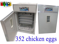 Automatic egg turning industrial incubators for hatching eggs WQ-352 macaw parrot eggs With good price