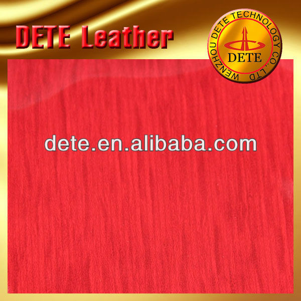 PU patent leather fabric design textile leather wholesale fabric for patent leather handbags