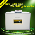 WN-180 New Roller Type Automatic Egg Incubator with Dual supply for Sale