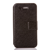 Mobile Phone Accessories, PU Leather Phone Case Flip Mobile Case