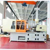 98 ton full automatic plastic cup injection molding machine