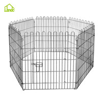 High quality eco-friendly large exercise pet dog play yard pens
