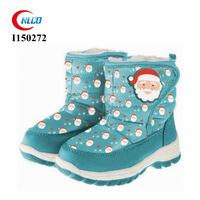 cheap safety fashion winter cartoon lovely child snow boots