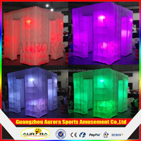 Advertising Giant Inflatable Trade Show Photo Booth