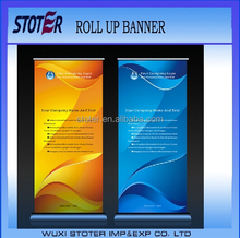 roll up display , roll up banner , roll up stand