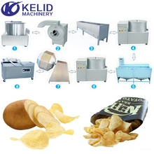 new engineers available potato chips plant cost