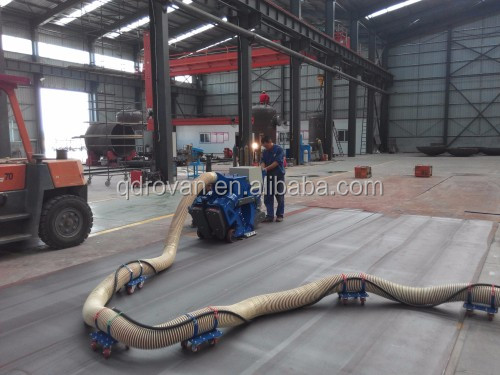 Movable Pavement Shot Blasting Machine, Road Mark Removing Equipment