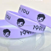 Sports Silicone Printing Wrist Band
