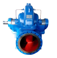 2000 m3/h Horizontal Single Stage Split Case Centrifugal Pump for City Water Treatment