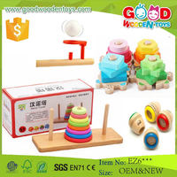 Yunhe Factory Direct Sale Funny Toy Top Quality Promotional Wooden Educational Toys for Kids
