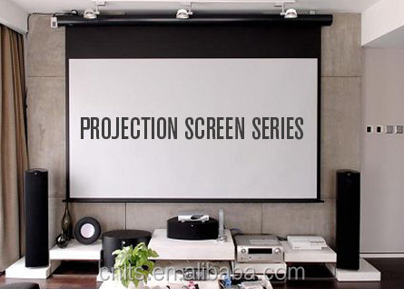 projector screen cloth pvc matt white projection screen fabric