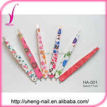 Alibaba china supplier cheap stainless steel eyebrow tweezer