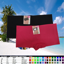 Hot Sale! NEW Sexy Mens Seamless Underwear Anti-microbial Boxer Motorcycle Comfortable Briefs Shorts