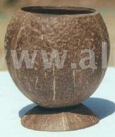 Coconut Shell Beer Goblet