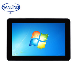 10.1 Inch Wall Mount touch screen tablet pc Intel J1900 Quad Core 2.0Ghz Mini ITX Computer