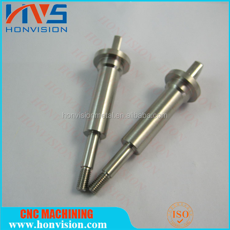 Custom precision CNC turning part,Metal pen parts,CNC stainless steel turning parts