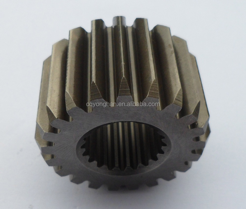 OEM CB200 Clutch Primary Driving Gear for Motorcycle