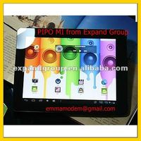 "9.7"" PIPO M1 RK3066 Dual Core Tablet PC"