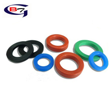 Customized Compression Molded Rubber Gasket Seals