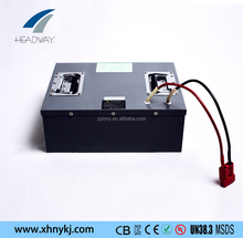 Headway 2017 hot new products long cycle life lithium ion lifepo4 battery pack 24V 40Ah 50Ah for AGV