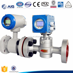 HART high accuracy PTFE liner electromagnetic flow meter for chemical