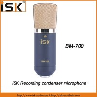 large diaphragm condenser recording studio microphone