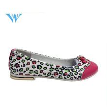 Stylish Girls New Arrival Korean Fashion Women's Casual Leopard Print Flats Shoes