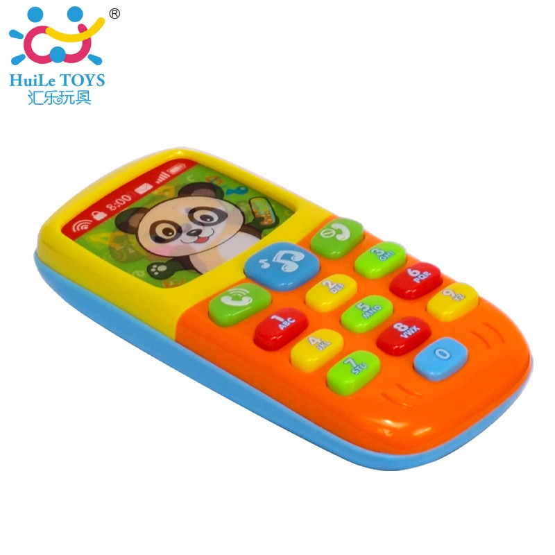 High Quality Huile Toys Toy Mobile Phone with ASTM