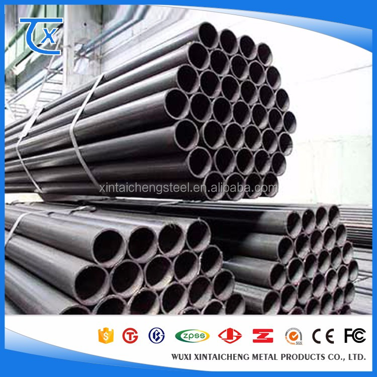 Chrome Moly Alloy Seamless Galvanized Steel Pipe Price List