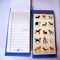 Stationery items school/office custom printed memo pad