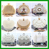 New 2017 women evening crystal electromagnetic clutch design bag wholesale ladies wallet and purse